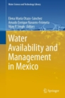 Water Availability and Management in Mexico - Book