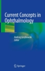 Current Concepts in Ophthalmology - eBook