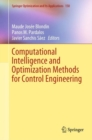 Computational Intelligence and Optimization Methods for Control Engineering - Book
