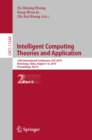 Intelligent Computing Theories and Application : 15th International Conference, ICIC 2019, Nanchang, China, August 3-6, 2019, Proceedings, Part II - eBook