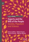 Experts and the Will of the People : Society, Populism and Science - eBook