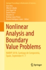 Nonlinear Analysis and Boundary Value Problems : NABVP 2018, Santiago de Compostela, Spain, September 4-7 - eBook