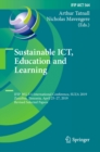 Sustainable ICT, Education and Learning : IFIP WG 3.4 International Conference, SUZA 2019, Zanzibar, Tanzania, April 25-27, 2019, Revised Selected Papers - eBook