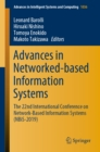 Advances in Networked-based Information Systems : The 22nd International Conference on Network-Based Information Systems (NBiS-2019) - eBook