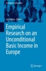 Empirical Research on an Unconditional Basic Income in Europe - eBook