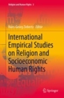 International Empirical Studies on Religion and Socioeconomic Human Rights - eBook