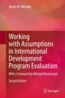 Working with Assumptions in International Development Program Evaluation : With a Foreword by Michael Bamberger - eBook