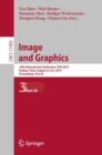 Image and Graphics : 10th International Conference, ICIG 2019, Beijing, China, August 23-25, 2019, Proceedings, Part III - eBook