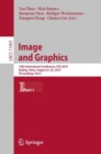 Image and Graphics : 10th International Conference, ICIG 2019, Beijing, China, August 23-25, 2019, Proceedings, Part I - eBook