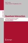 Quantum Interaction : 11th International Conference, QI 2018, Nice, France, September 3-5, 2018, Revised Selected Papers - eBook