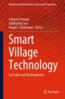 Smart Village Technology : Concepts and Developments - eBook