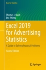 Excel 2019 for Advertising Statistics : A Guide to Solving Practical Problems - eBook