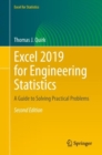 Excel 2019 for Engineering Statistics : A Guide to Solving Practical Problems - eBook