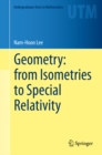 Geometry: from Isometries to Special Relativity - eBook