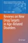 Reviews on New Drug Targets in Age-Related Disorders - eBook