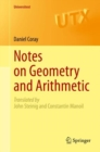 Notes on Geometry and Arithmetic - eBook