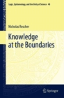 Knowledge at the Boundaries - eBook