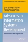 Advances in Information Systems Development : Information Systems Beyond 2020 - eBook