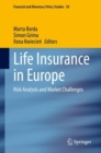Life Insurance in Europe : Risk Analysis and Market Challenges - Book