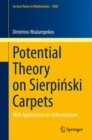 Potential Theory on Sierpinski Carpets : With Applications to Uniformization - eBook