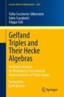 Gelfand Triples and Their Hecke Algebras : Harmonic Analysis for Multiplicity-Free Induced Representations of Finite Groups - eBook