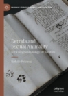 Derrida and Textual Animality : For a Zoogrammatology of Literature - eBook