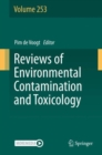 Reviews of Environmental Contamination and Toxicology Volume 253 - eBook
