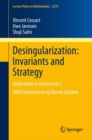 Desingularization: Invariants and Strategy : Application to Dimension 2 - eBook