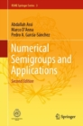 Numerical Semigroups and Applications - eBook