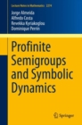 Profinite Semigroups and Symbolic Dynamics - eBook