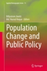 Population Change and Public Policy - eBook
