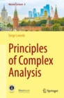 Principles of Complex Analysis - eBook