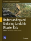Understanding and Reducing Landslide Disaster Risk : Volume 3 Monitoring and Early Warning - eBook