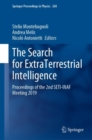 The Search for ExtraTerrestrial Intelligence : Proceedings of the 2nd SETI-INAF Meeting 2019 - eBook