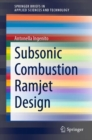 Subsonic Combustion Ramjet Design - eBook