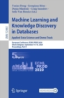 Machine Learning and Knowledge Discovery in Databases. Applied Data Science and Demo Track : European Conference, ECML PKDD 2020, Ghent, Belgium, September 14-18, 2020, Proceedings, Part V - eBook