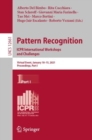 Pattern Recognition. ICPR International Workshops and Challenges : Virtual Event, January 10-15, 2021, Proceedings, Part I - eBook
