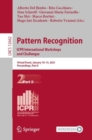 Pattern Recognition. ICPR International Workshops and Challenges : Virtual Event, January 10-15, 2021, Proceedings, Part II - eBook