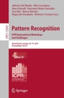 Pattern Recognition. ICPR International Workshops and Challenges : Virtual Event, January 10-15, 2021, Proceedings, Part IV - eBook