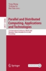 Parallel and Distributed Computing, Applications and Technologies : 21st International Conference, PDCAT 2020, Shenzhen, China, December 28-30, 2020, Proceedings - eBook