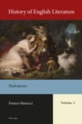 History of English Literature, Volume 2 - Print and eBook : Shakespeare - Book
