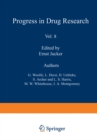 Fortschritte der Arzneimittelforschung / Progress in Drug Research / Progres des recherches pharmaceutiques - eBook