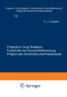 Progress in Drug Research / Fortschritte der Arzneimittelforschung / Progres des recherches pharmaceutiques - eBook