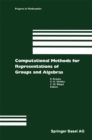 Computational Methods for Representations of Groups and Algebras : Euroconference in Essen (Germany), April 1-5, 1977 - eBook