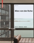 Mies van der Rohe : Space - Material - Detail - Book