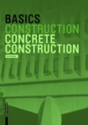 Basics Concrete Construction - eBook