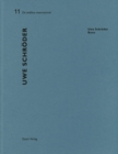 Uwe Schroder: De Aedibus International 11: English and German Text - Book
