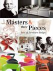 Masters & their Pieces - best of furniture design - Book
