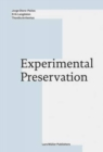 Experimental Preservation - Book