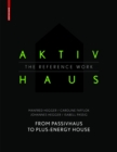 Aktivhaus - The Reference Work : From Passivhaus to Energy-Plus House - eBook